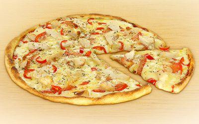 Манхеттен-пицца