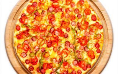 Метеор пицца