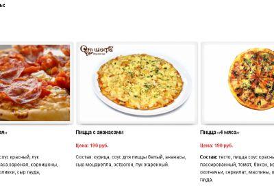 29c8db7db1fe7 Бесплатная доставка пиццы службы доставки От шефа в Ижевске ...