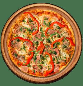 Fortunato pizza